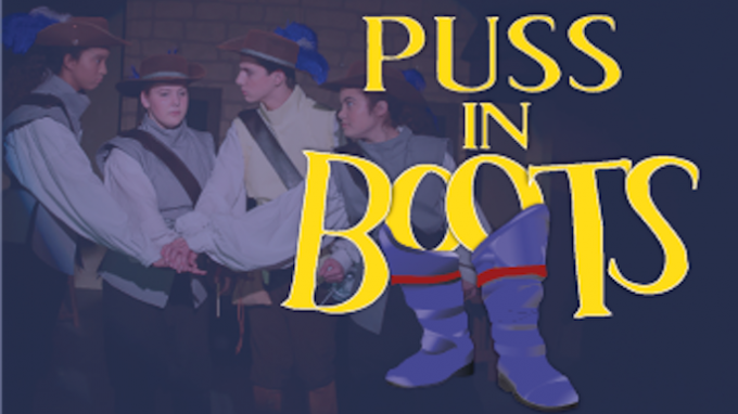 Puss in Boots @ The Actors Conservatory Theatre