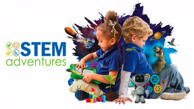 STEM Adventures @ Kiddie Academy of Castle Hills