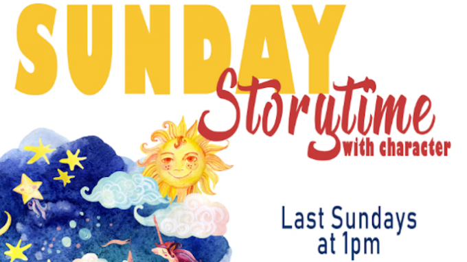 Sunday Storytime @ Music City Mall
