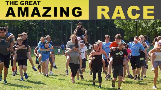The Great Amazing Race Little Elm @ Little Elm Athletic Complex