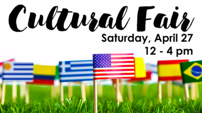 Cultural Fair @ Coppell Library