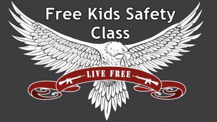 Gun Safety Class for Kids