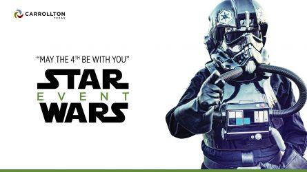 Star Wars Event Carrollton