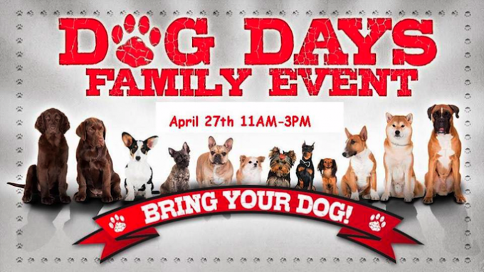 Dog Days Event @ Bass Pro Grapevine