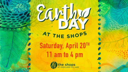 Earth Day Event Highland Village