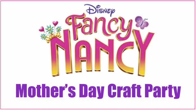 Fancy Nancy Event @ Grapevine Library