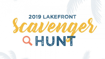 Lakefront Scavenger Hunt Little Elm