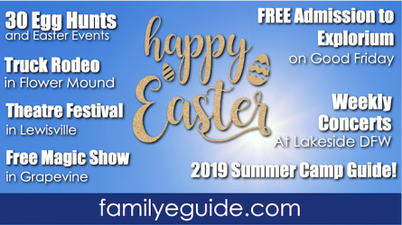 Family Events 2019 April 19-25