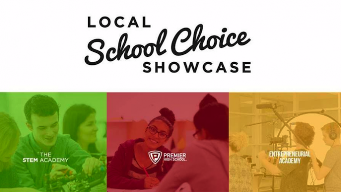Local School Choice Showcase @ STEM Academy of Lewisville