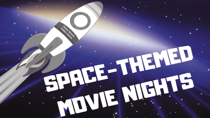 Space-Themed Movie Nights @ Flower Mound Library