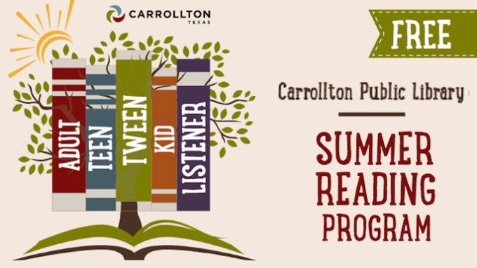Preschoolers Event Carrollton @ Carrollton Library - Various Locations
