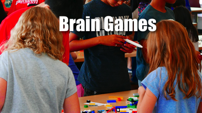 Brain Games @ Coppell Library