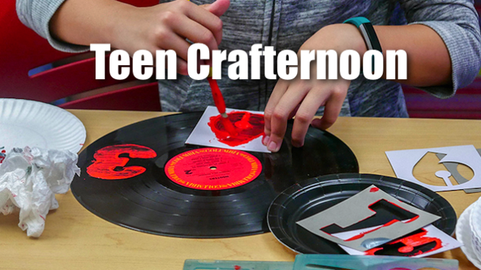 Teen Crafternoon @ Coppell Library