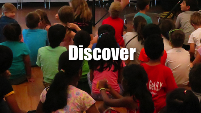 Discover @ Coppell Library