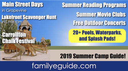 Family Events 2019 May 17-23