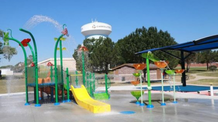 Carrollton Splash Pads