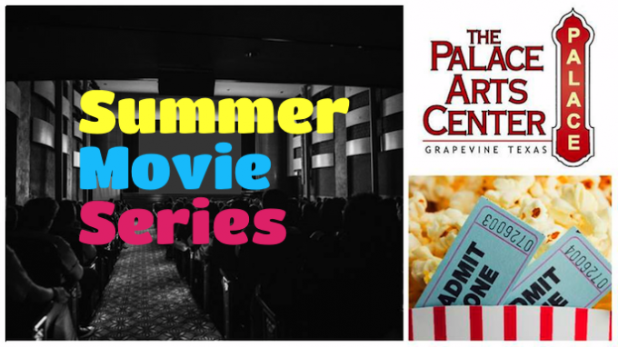 Summer Movie Series Palace Theatre @ Palace Theatre