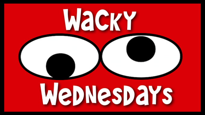 Wacky Wednesdays Carrollton @ Carrollton Public Library at Josey Ranch Lake
