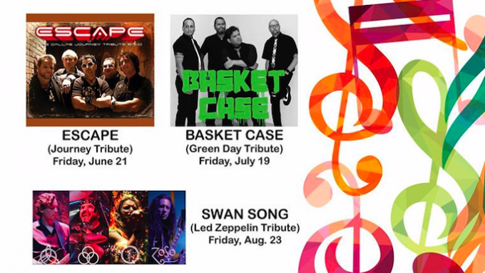 Summer Concerts Lewisville @ Music City Mall