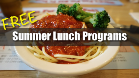 Free Summer Lunch Programs
