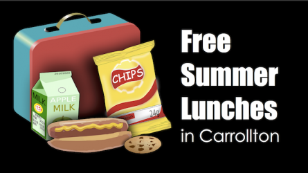 Free Summer Lunch Program Carrollton