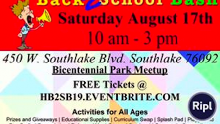 Homeschoolers Back to School Bash