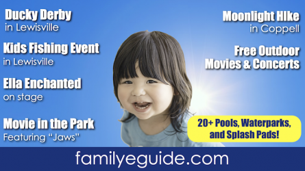 Family Events 2019 July 19-25
