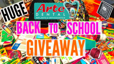 Arte Dental Back to School Event