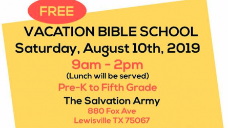 VBS Salvation Army