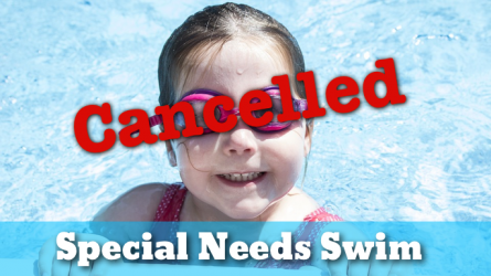 Special Needs Swim Night Carrollton