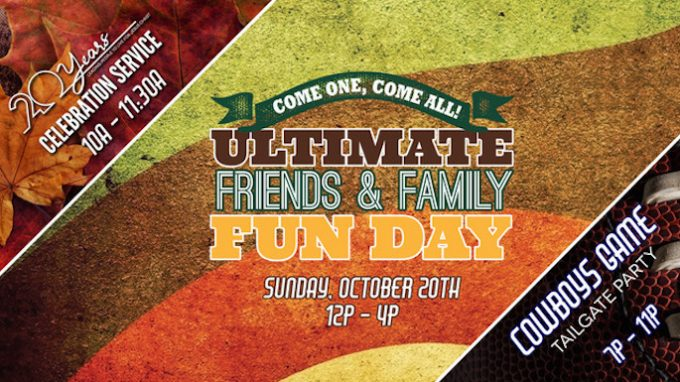 121 Community Church Family Fun Day @ One Community Church Lewisville | Lewisville | Texas | United States