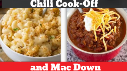 Chili Cook-Off and Mac Down Argyle