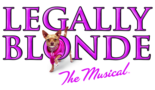 Legally Blonde The Musical @ Lewisville High School