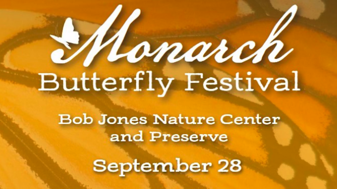 Southlake Butterfly Festival @ Bob Jones Nature Center and Preserve