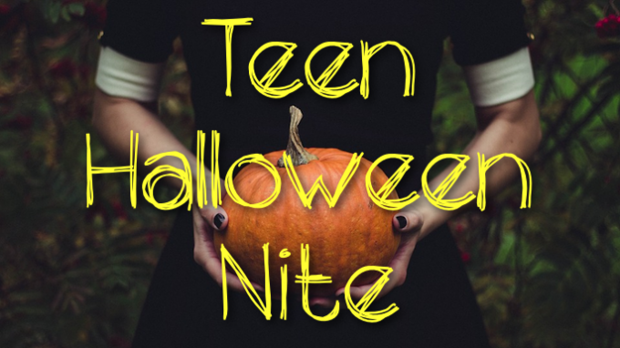 Teen Halloween at Coppell Library @ Coppell Library