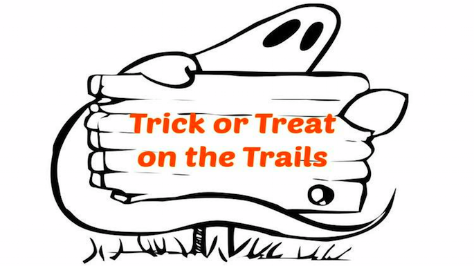 Trick or Treat on the Trails @ Biodiversity Education Center