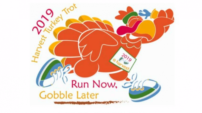 Harvest Turkey Trot Argyle @ Harvest Hall Community Center