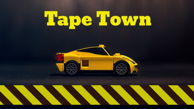 Tape Town @ Lewisville Library