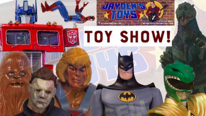 Toy Show @ Music City Mall