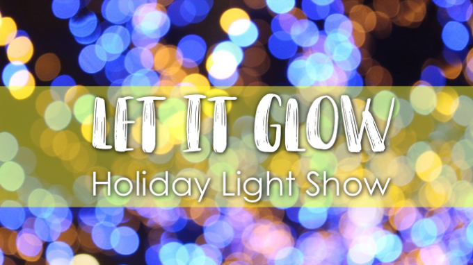 Let it Glow Holiday Light Show @ The Shops at Highland Village