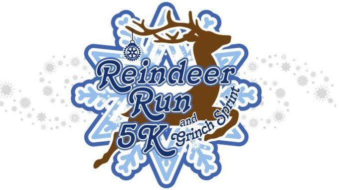Reindeer Run 5K and Grinch Stroll @ Bakersfield Park