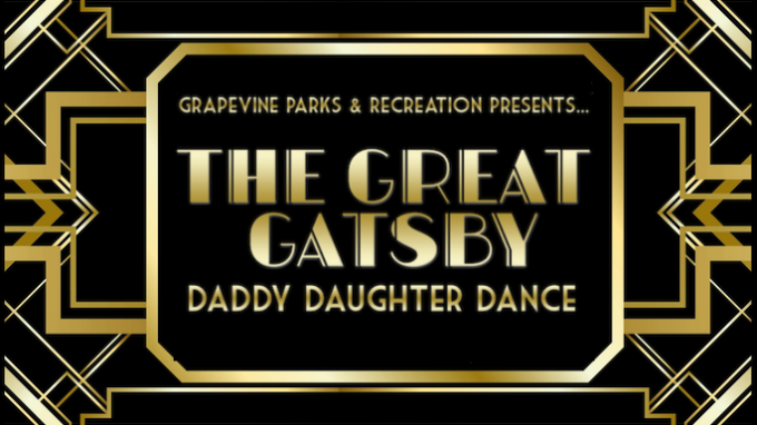 Daddy Daughter Dance in Grapevine @ Grapevine REC