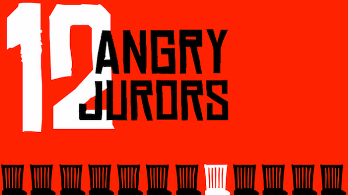 12 Angry Jurors @ Coppell High School