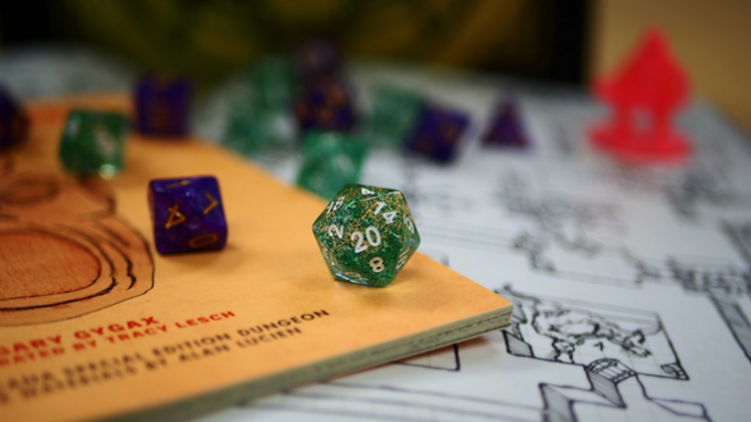 Dungeons and Dragons for Teens @ Lewisville Library