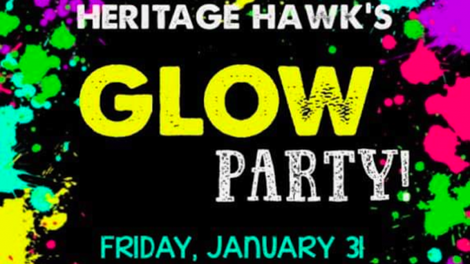 Glow Party @ Heritage Elementary