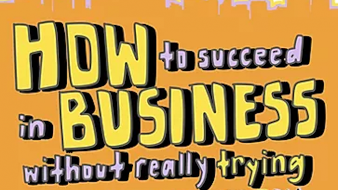 How to Succeed in Business without Really Trying @ Flower Mound High School