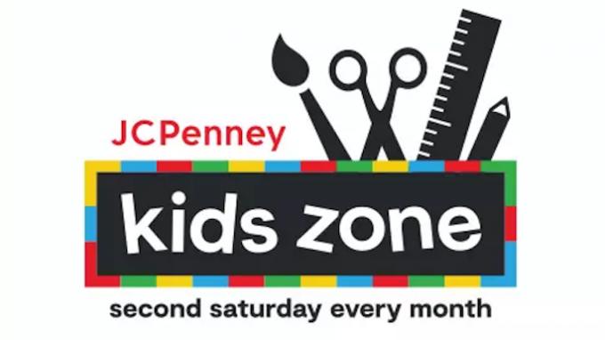 JC Penny Kids Zone @ Local JC Penny Locations