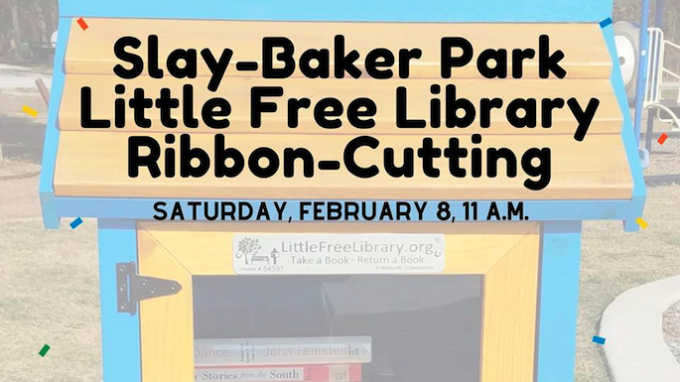 Little Free Library The Colony @ Slay-Baker Park