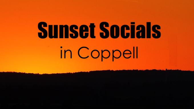 Sunset Socials @ Andrew Brown Park East