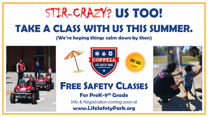 Life Safety Park Free Events @ Life Safety Park | Coppell | Texas | United States